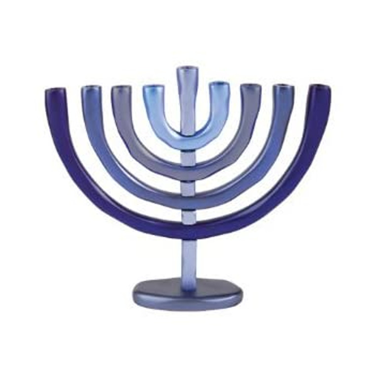 Menorah Emanuel Blue Colour