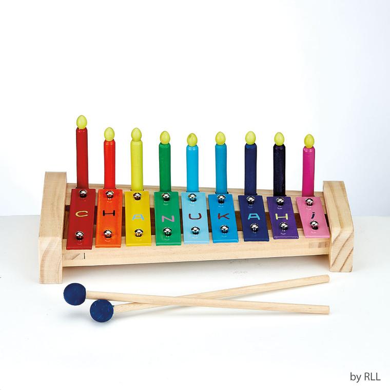 My first Menorah Xylophone