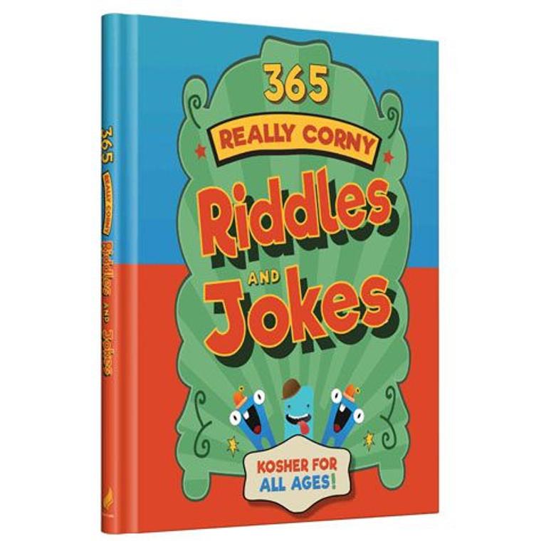 365 Really Corny Riddles and jokes