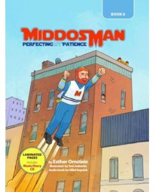 MiddosMan Vol. 6