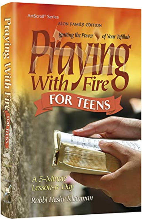 Praying With Fire for Teens pocket size