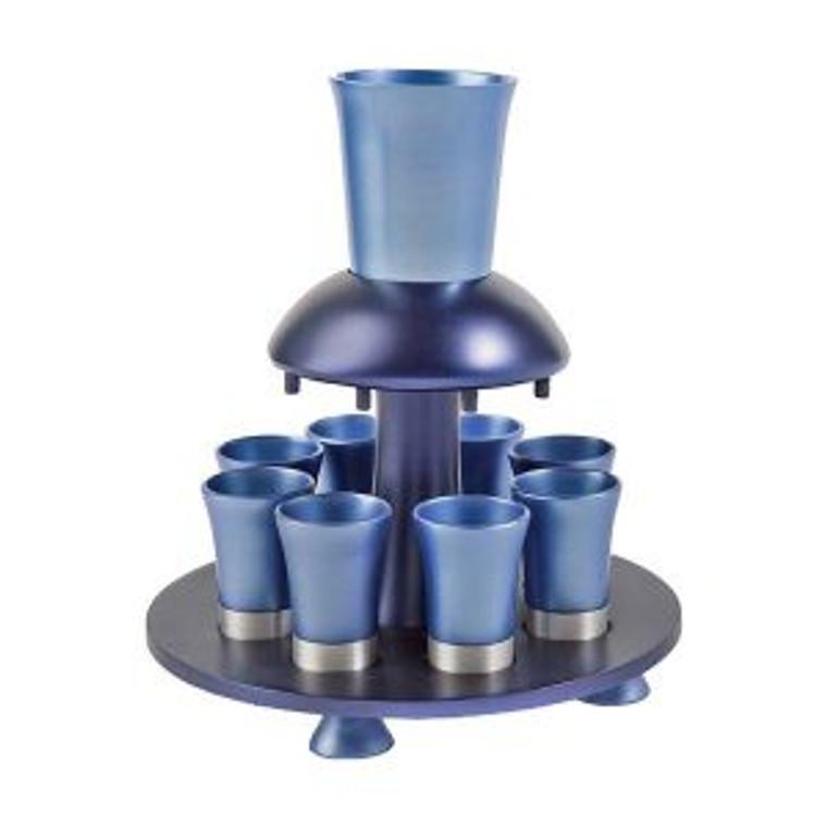 Emanuel Fountain - Blue