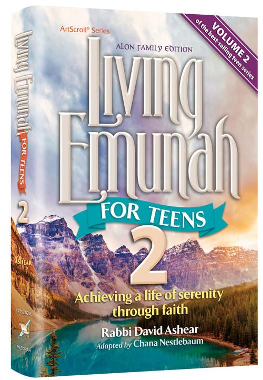 Living Emunah for Teens Vol. 2