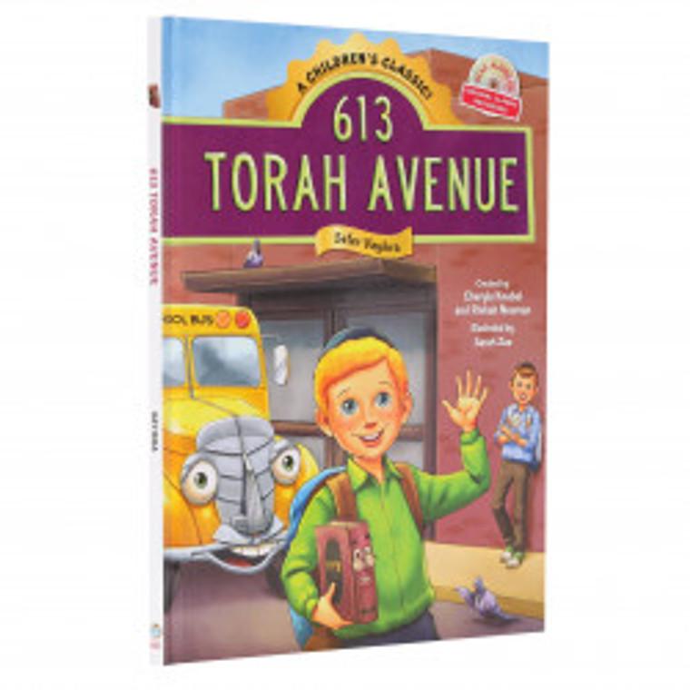 613 Torah Avenue Bereshis