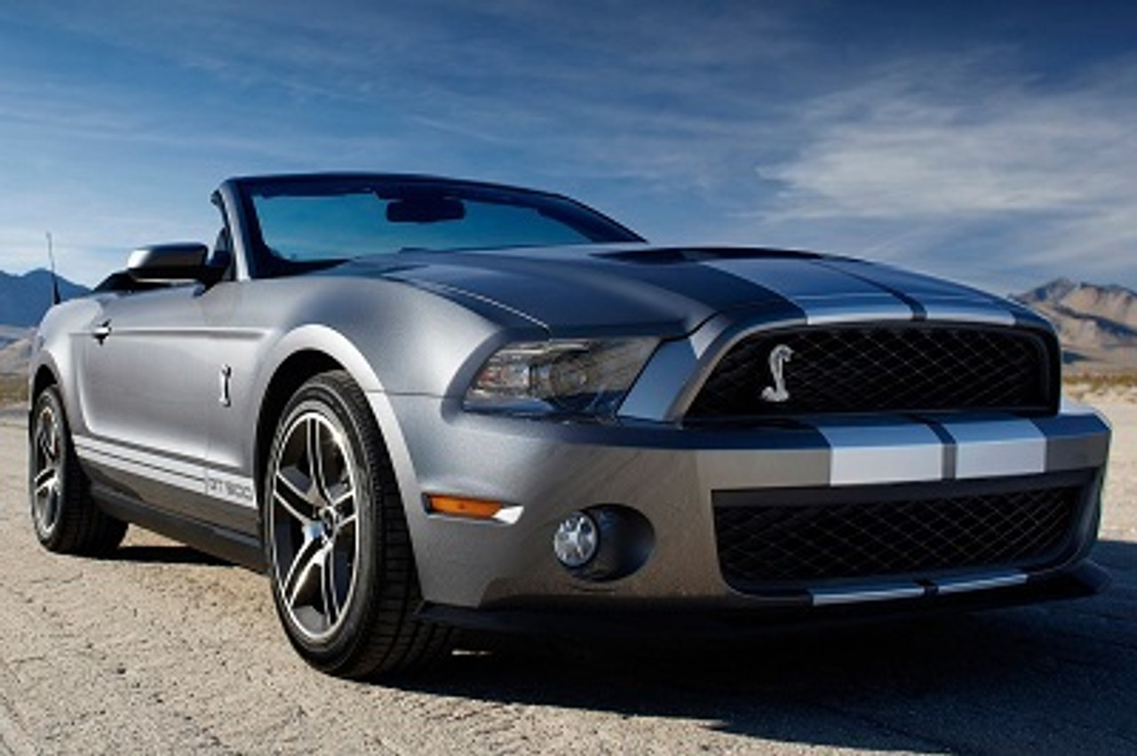 10-12 Shelby GT500