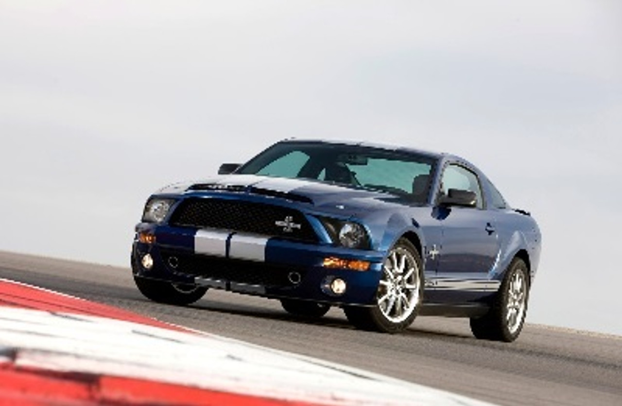 07-09 Shelby GT500