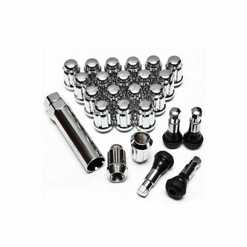Enkei Enkei 12mm x 1.25 20pc Steel Lug Nut Set WRX/STi and 350Z - 21123HT