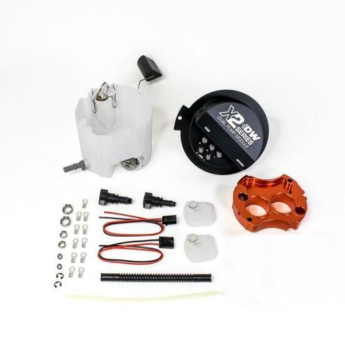 DeatschWerks DeatschWerks 10-15 Chevy Camaro LS 3.7 V6/ SS LS3 X2 Series Fuel Pump Module - 9-000-7002