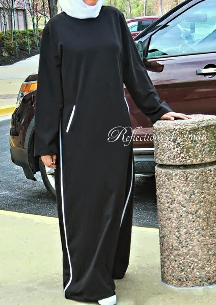 Weekend Abaya