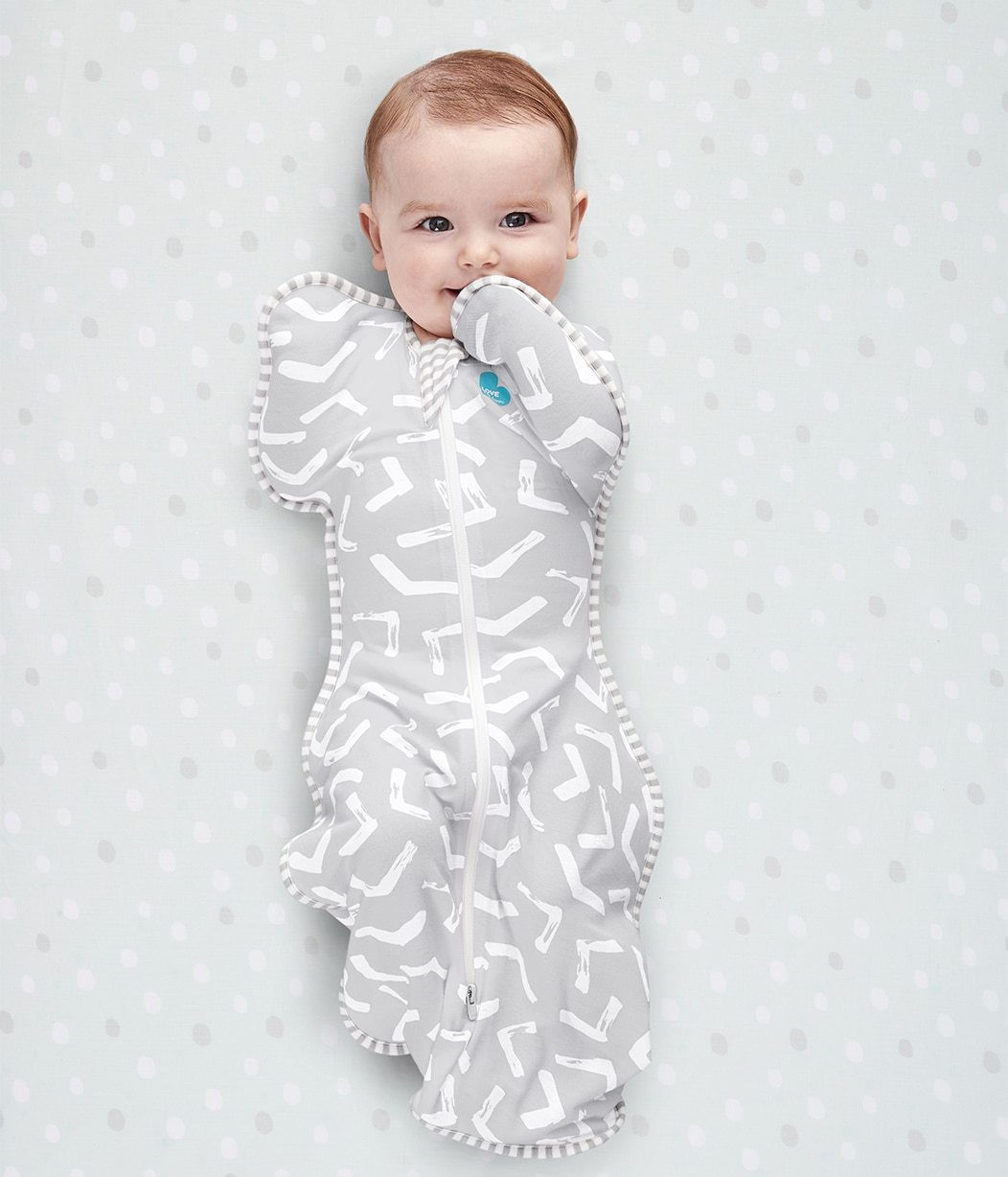 SWADDLE UP™ Bamboo Lite 0.2 TOG Grey