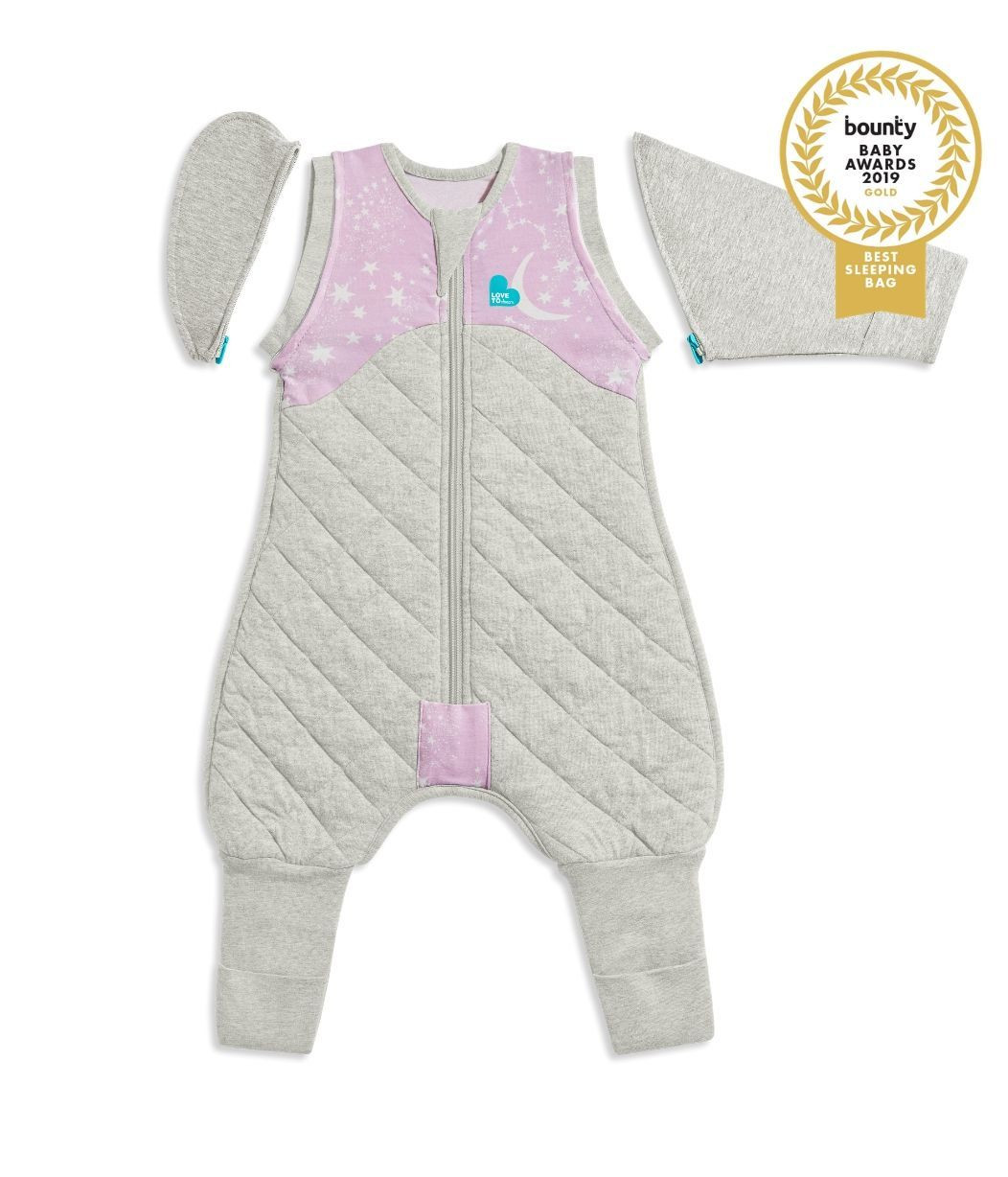 SWADDLE UP™ TRANSITION SUIT Warm 2.5 TOG Lilac