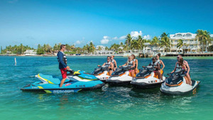Jet Ski Tour in Key West