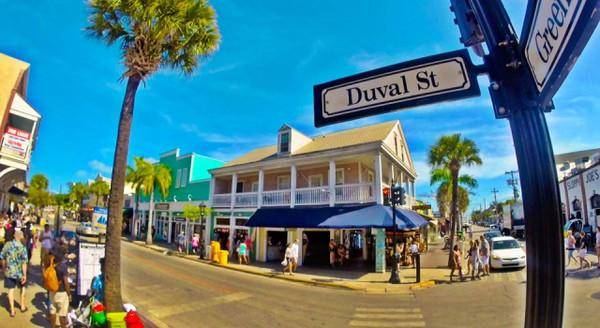 Famous Duval Street