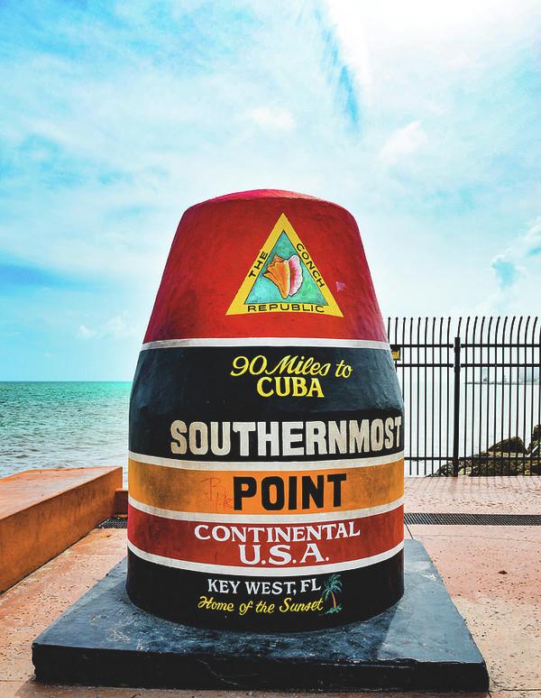 Miami to Key West - Round-Trip