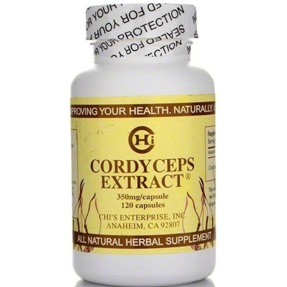 Cordyceps Extract 120 capsules
