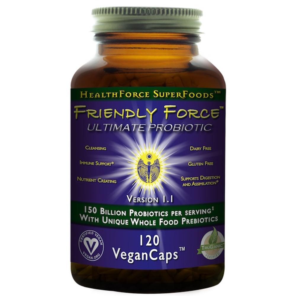 Friendly Force Probiotics by Healthforce