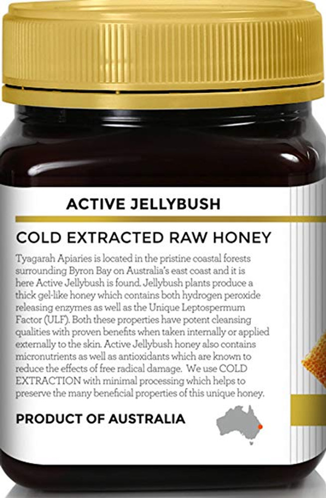 Raw Manuka Honey MGO 820+ (NPA 20+)  (250 gram)