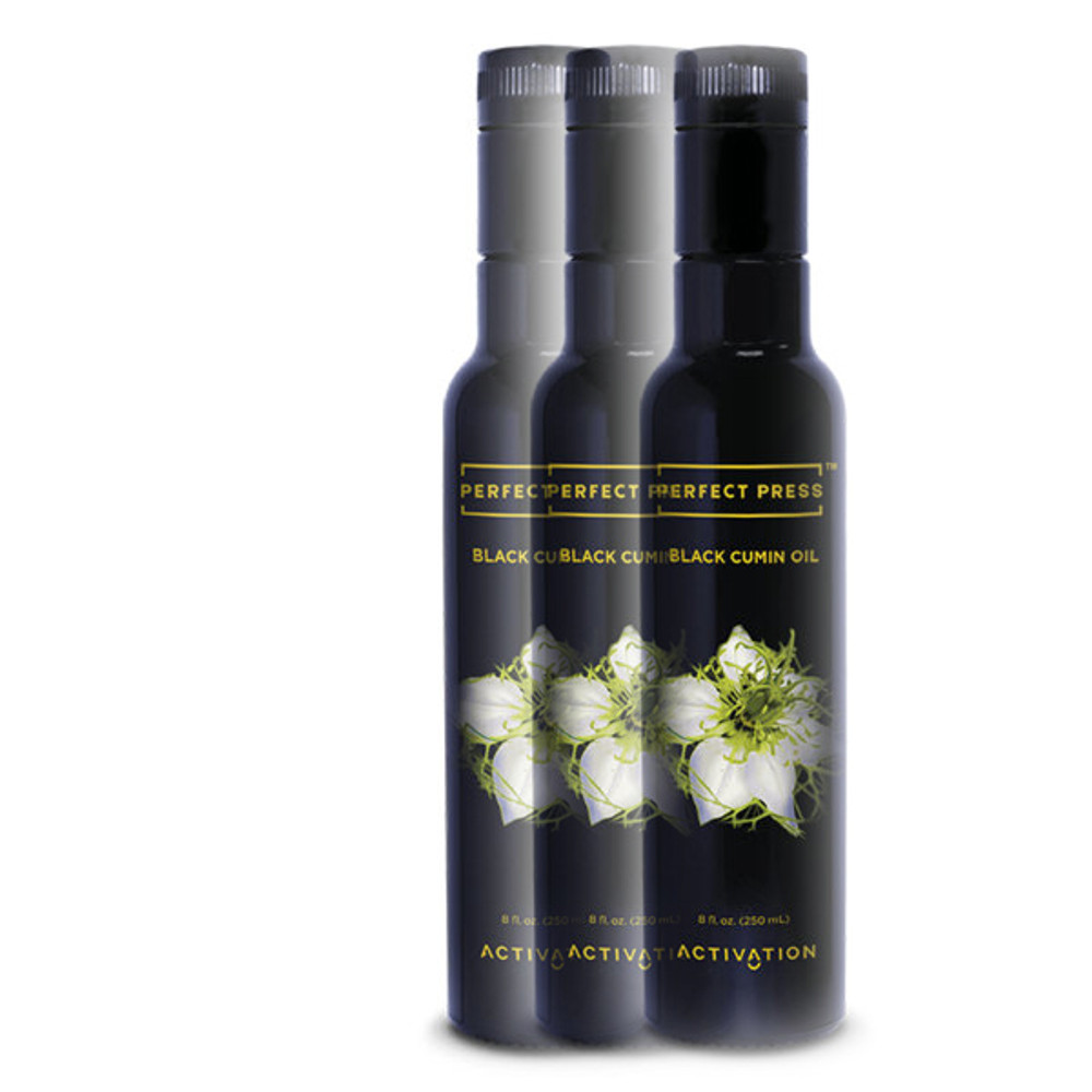 Black Cumin Oil by Activation