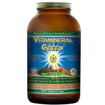 Vitamineral Green Capsules by Healthforce
