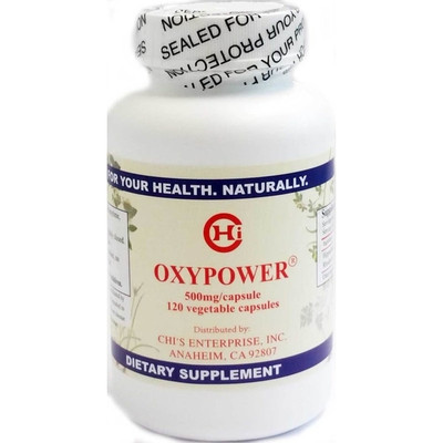 Oxy power By Chi Health