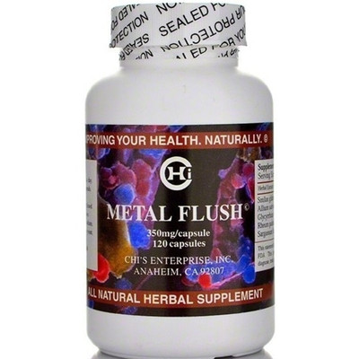 Metal Flush by Chi Health