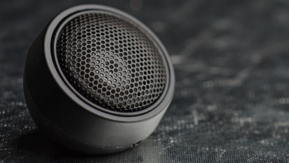 "Unity U61-2v2 6.5"" 2-way Component Speaker System"