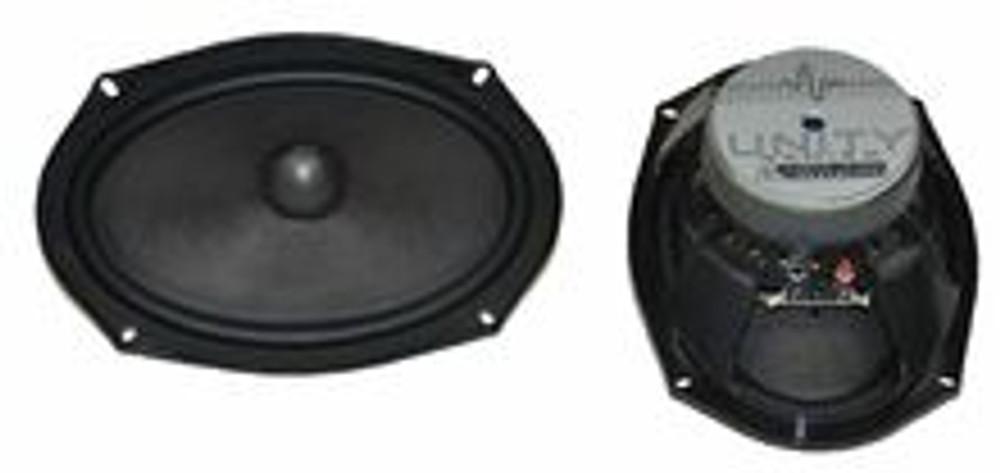 """Unity U69V2 6x9"""" Midbass Speaker Set"""