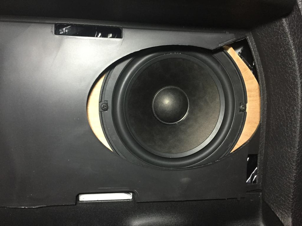 "5x7"" to 6.5"" Speaker Adapters- Birch"