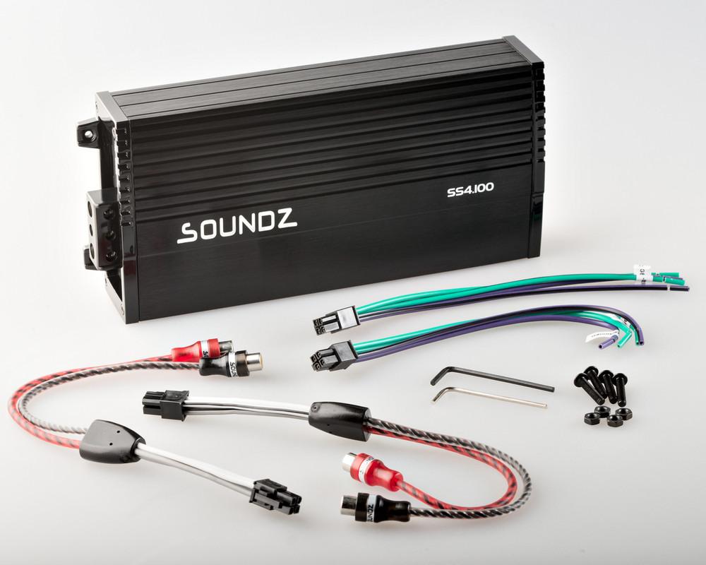Soundz SS4.100 Amplifier