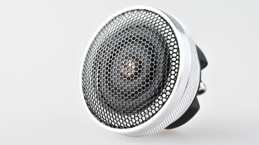 X1 25mm Ring Radiator Tweeter set-Silver