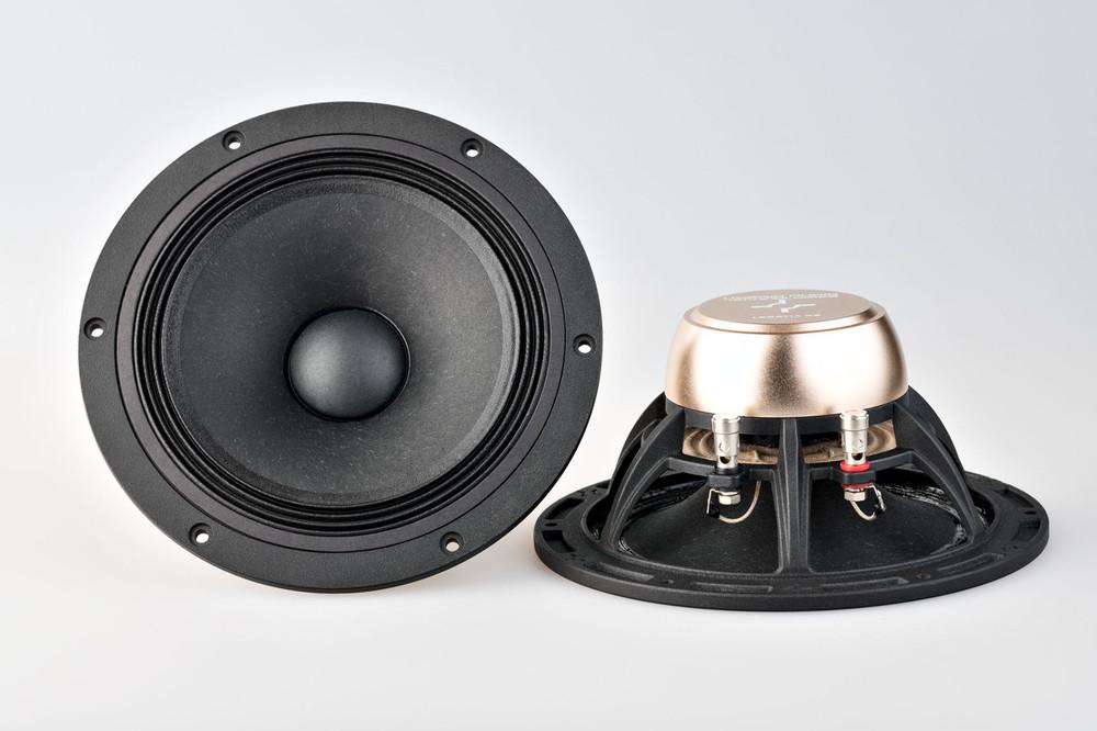 """X6 7.1"""" Speaker Set With Dust Cap"""
