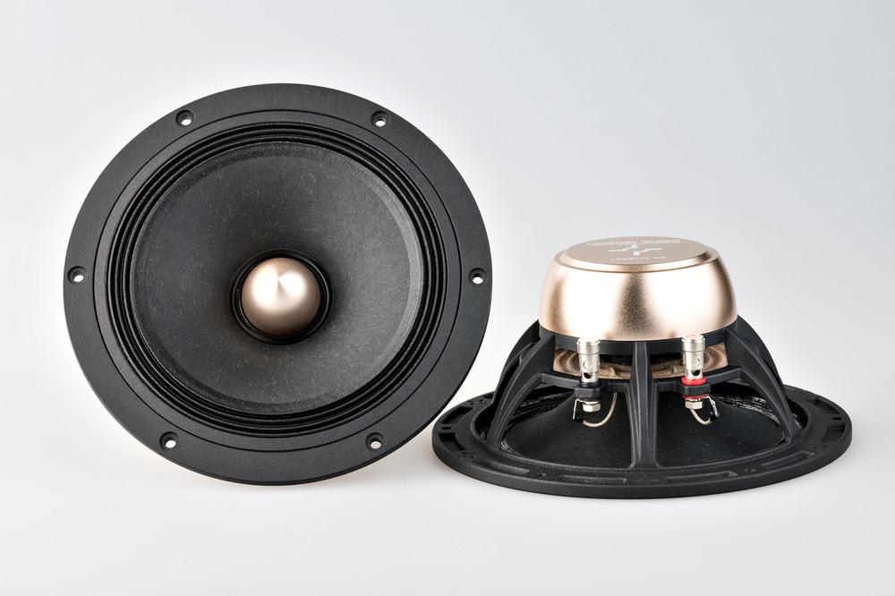 """X6 7.1"""" Speaker Set With Phase Plug"""