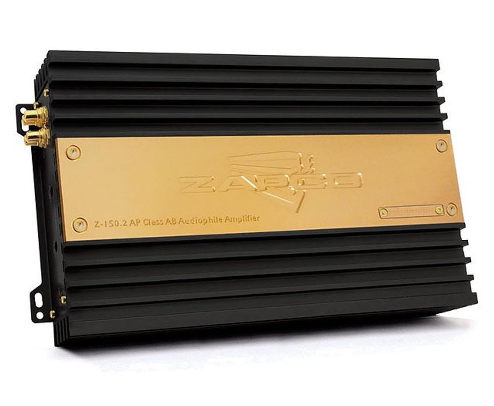 Zapco Z-150.2 AP 2 Ch. Class AB Audiophile Amplifier