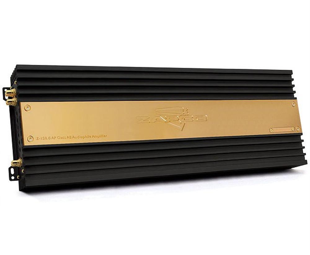 Zapco Z-150.6 AP 6 Ch. Class AB Audiophile Amplifier