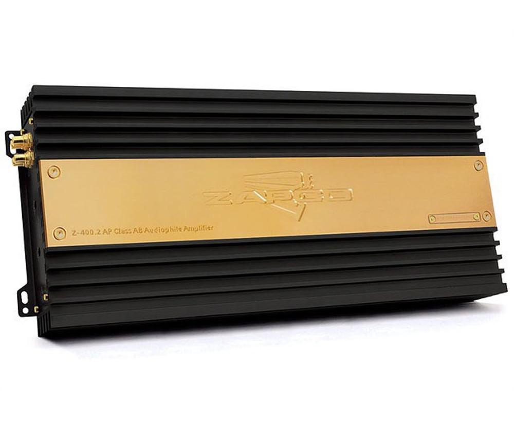 Zapco Z-400.2 AP 2 Ch. Class AB Audiophile Amplifier