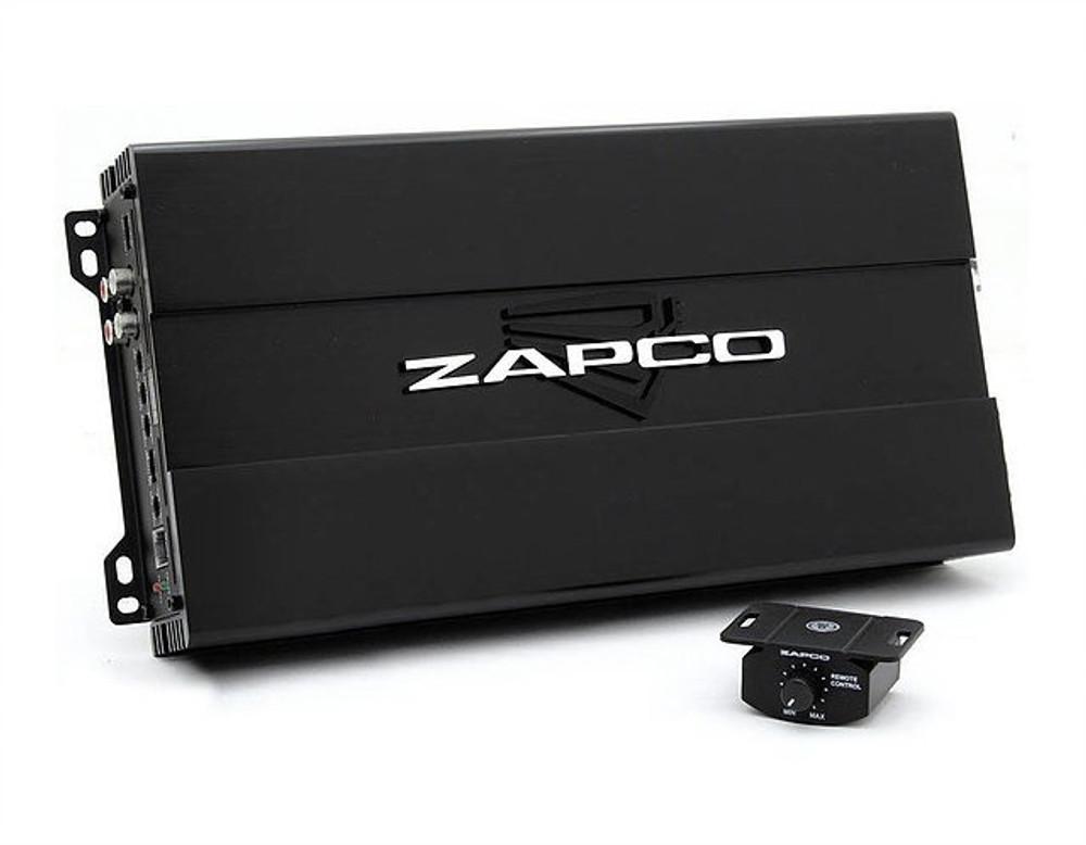 Zapco ST-402D BT 4 Ch. Class D Amplifier With Bluetooth