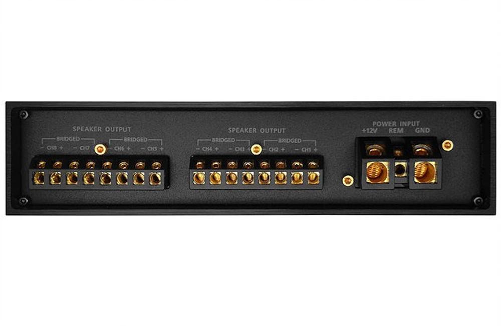 Zapco ADSP-Z8 IV-8  8 Channel Digital Signal Processor