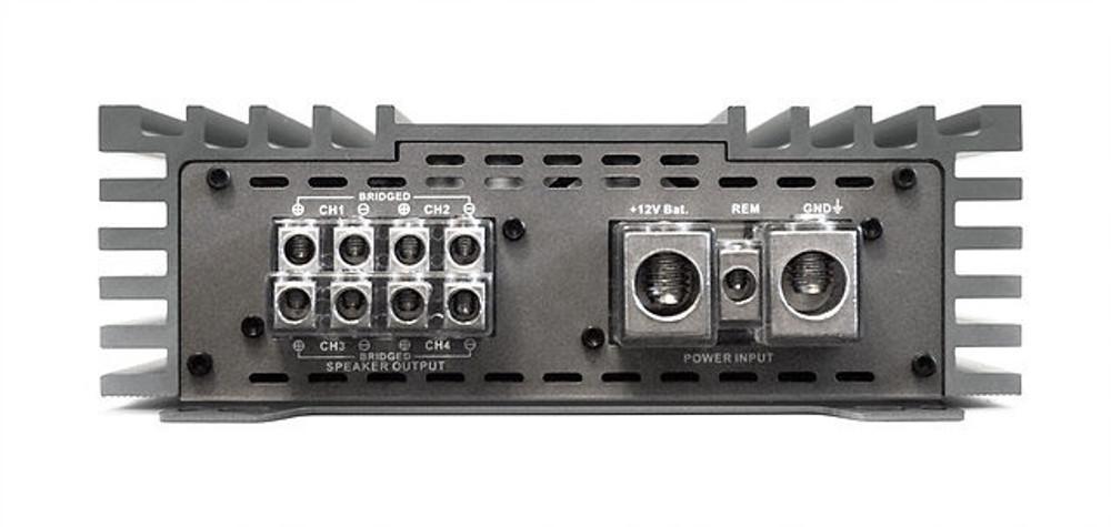 Zapco Z-150.4 II 4 Ch. Class AB Competition Amplifier