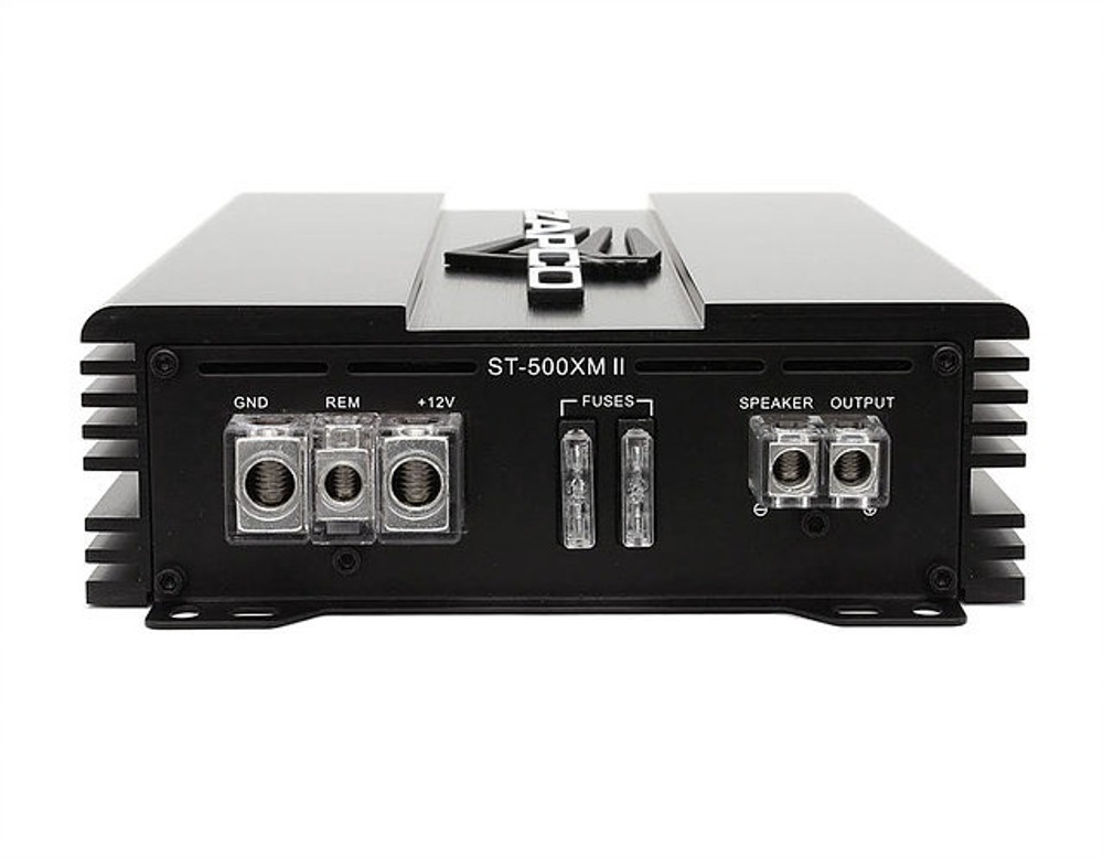 Zapco ST-500XM II Mono Class D Amplifier
