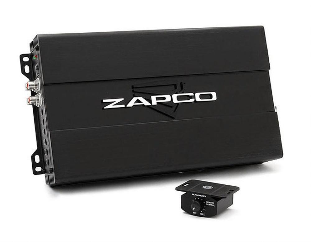 Zapco ST-1000XM II Mono Class D Amplifier