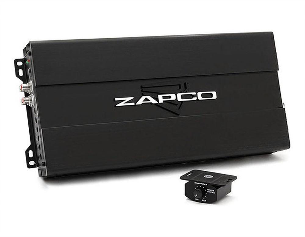 Zapco ST-1650XM II Mono Class D Amplifier