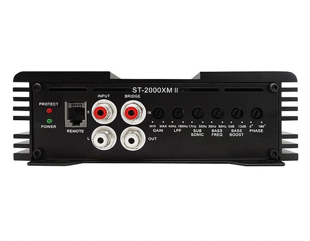 Zapco ST-2000XM II Mono Class D Amplifier
