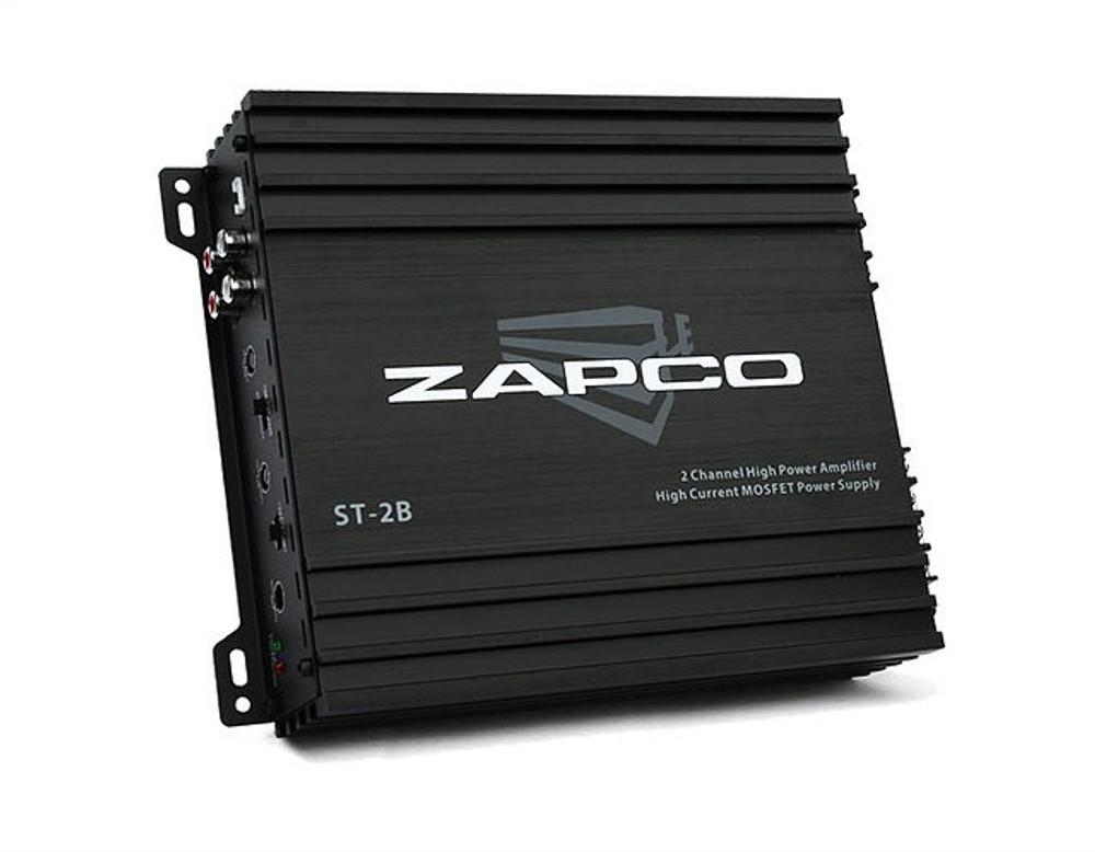 Zapco ST-2B 2 Ch. Class A/B Amplifier
