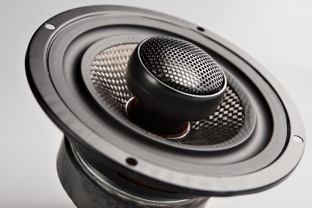 "Mirus MV41-2 4"" Coaxial Speaker Set"