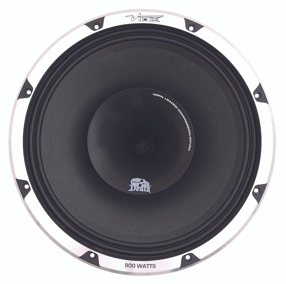 """Vibe BlackDeath 12"""" Full Range Speaker BDPRO12-V1"""