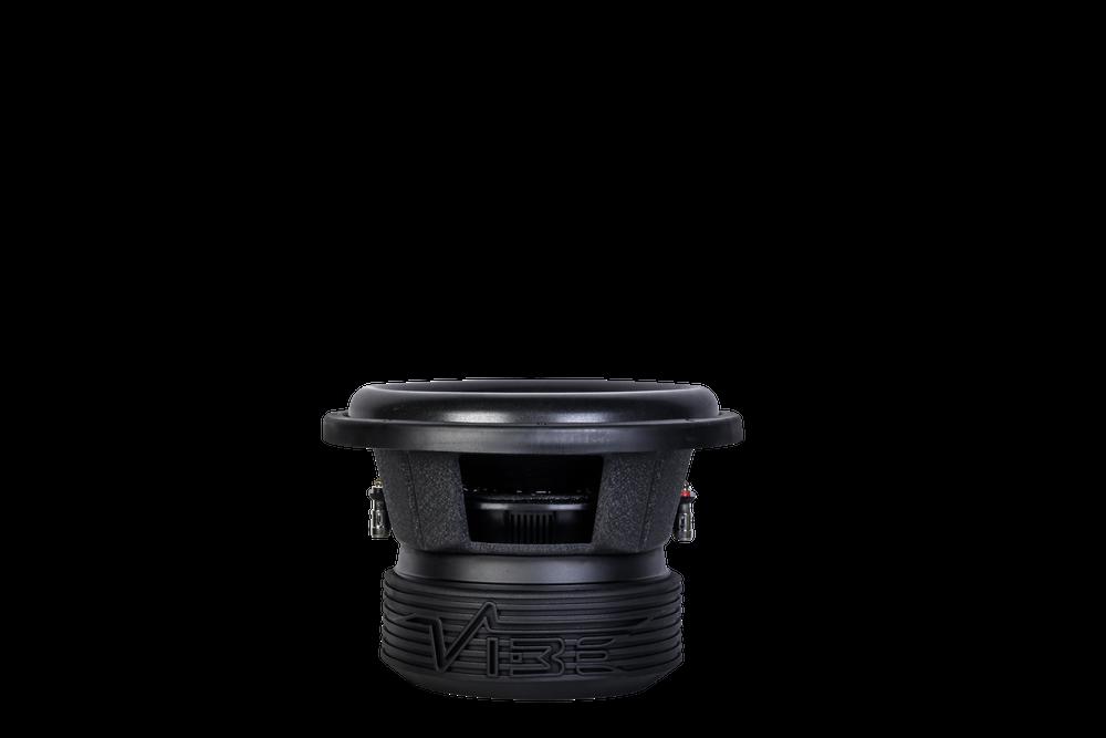 "Vibe Black Air 10"" Dual 2 Ohm Subwoofer BLACKAIR10D2-V7"