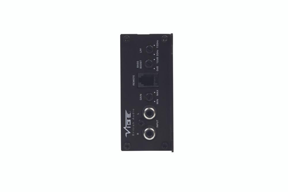 Vibe Powerbox 1 Channel 800w Mono Micro Amplifier POWERBOX400.1M-V7
