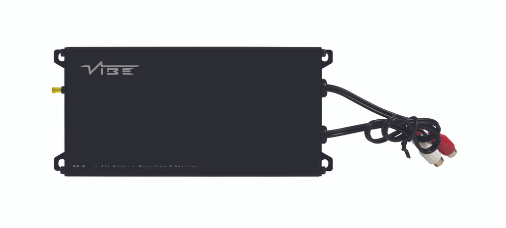 Vibe Powerbox 4 Channel 520w Micro Amplifier POWERBOX65.4M-V7