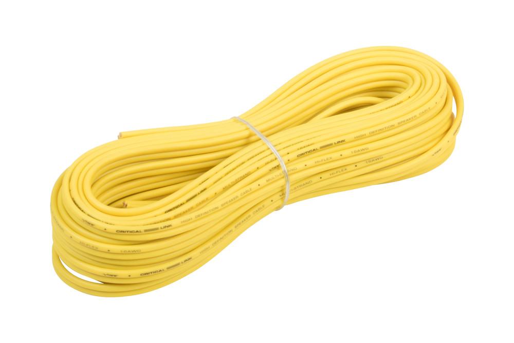 Critical Link 16 awg Speaker Wire - 10m CLSPK16-V7