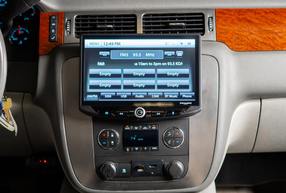 "Stinger HEIGH10 10"" Apple CarPlay / Android Auto Head Unit"